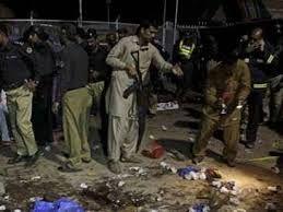 Partlayışda 18 nəfər ölüb, 50-dən çox insan yaralanıb