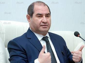 """Mübariz Əhmədoğlu: """"Ruhani münaqişəni tam həll etmək gücündədir"""" - AÇIQLAMA"""