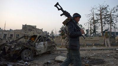 Əfqanıstanda Taliban 43 nəfəri öldürüb