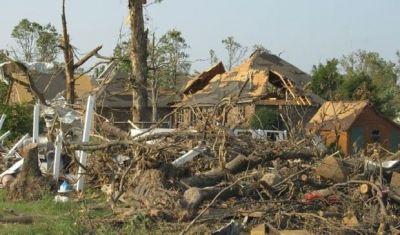 В США возросло число погибших в торнадо