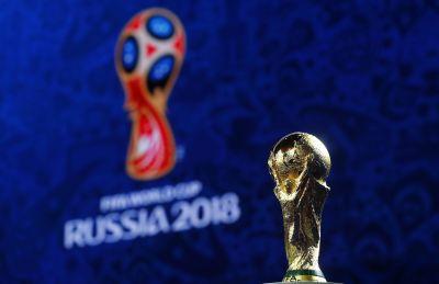Известны дата и место жеребьевки финальной стадии ЧМ-2018