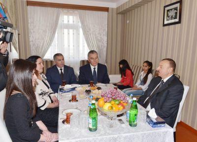 Президент Ильхам Алиев в очередной раз восстановил социальную справедливость