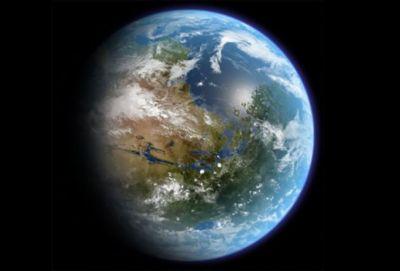 Alman alimləri su ilə bol olan planet tapıblar