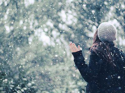 Неустойчивая погода будет продолжаться до 2 февраля Предупреждение