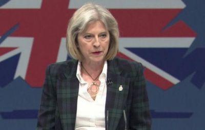 Премьер-министр Великобритании исключила право вето при Brexit