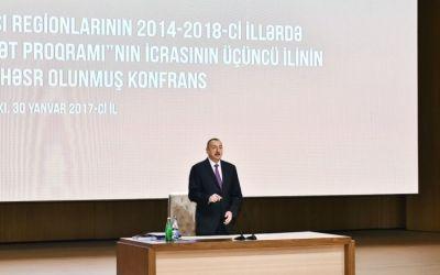 Ильхам Алиев: «Мы вернем наших людей на родные земли»