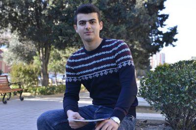 Студент БВШН: «Я очень благодарен моим учителям и семье»