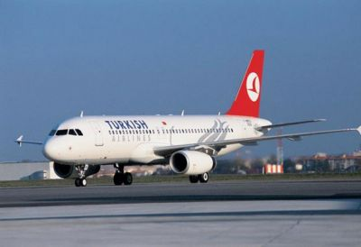 Турецкий самолет совершил экстренную посадку в Иране