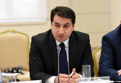 Хикмет Гаджиев жестко ответил Казимирову