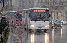 Температура опустится до 8 градусов пойдет дождь и снег