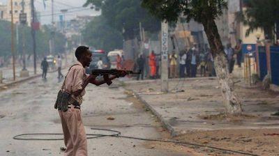 Террористический акт в Сомали, есть погибшие
