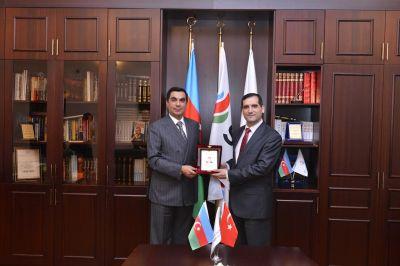 Посол Турции в БВШН