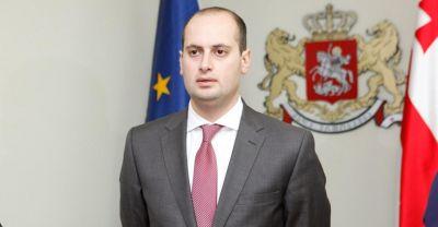 Глава МИД Грузии собирается в Азербайджан