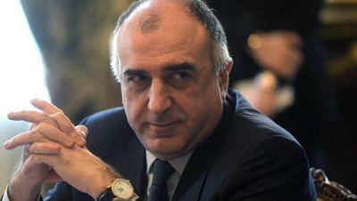 "Эльмар Мамедъяров: ""Статус-кво по Карабаху не удовлетворяет никого"""
