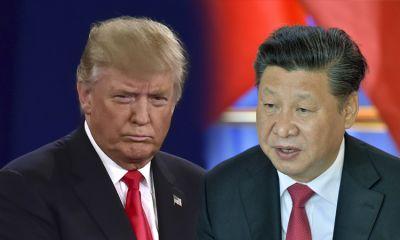 Прошел телефонный разговор между главами США и КНР