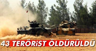 Türkiyə ordusundan uğurlu əməliyyat