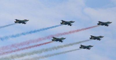 Сегодня день создания ВВС Азербайджана Фотографии