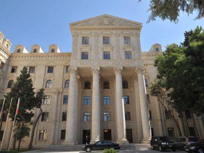 МИД Азербайджана о заявлении Amnesty İnternational по делу Лапшина