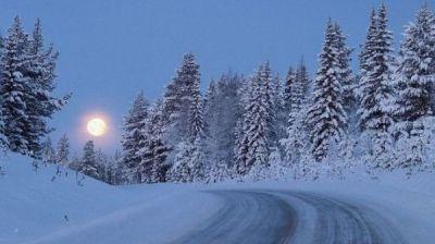 Hava şaxtalı olacaq yollar buz bağlayacaq