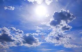 Прогноз погоды на выходной день