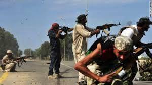 Kəndə hücum nəticəsində 25 nəfər öldürülüb