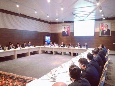 В Баку обсуждены вопросы борьбы с коррупцией