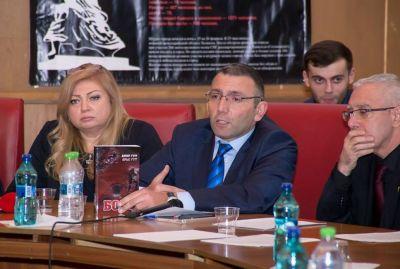 """Арье Гут: """"То, что сегодня вытворяет ИГИЛ с пленными, армянские террористы вытворяли в 1992-ом году в Ходжалы"""""""