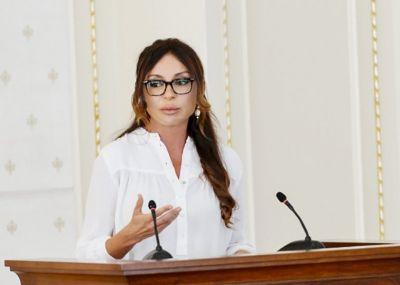 Dini rəhbərlər Mehriban Əliyevanı təbrik edib