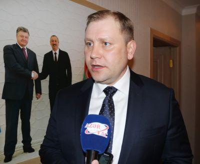 Ukraynalı deputat: Ukrayna ilə Azərbaycan arasında əməkdaşlıq səmərəli olub