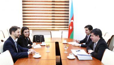 Представитель посольства Аргентины посетил Переводческий Центр