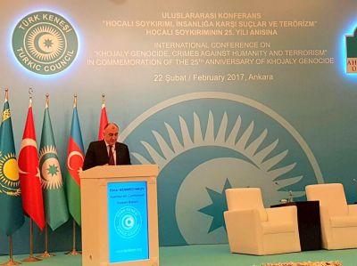 """Эльмар Мамедъяров: """"Неурегулированность армяно-азербайджанского конфликта - серьезная угроза миру"""""""