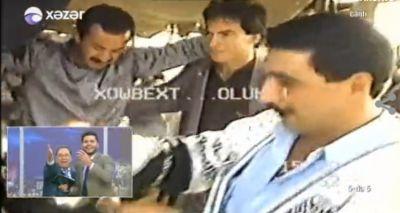 15 yaşlı qız qaçıran Əlikram Bayramovun toy kadrları - VİDEO