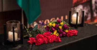 В Харькове прошла встреча-реквием, посвященная Ходжалинской трагедии