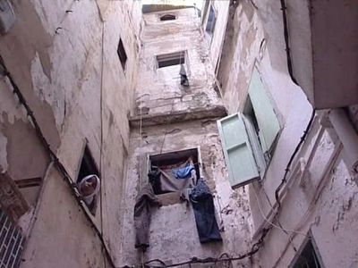Mərakeşdə yaşayış evi uçub