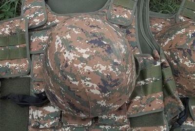 В Карабахе умер армянский солдат