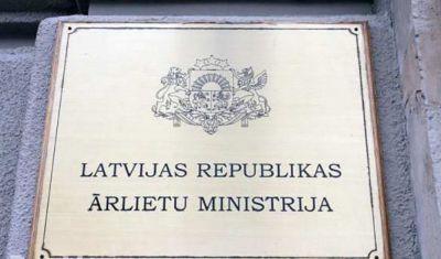 В МИД Латвии призвали международное сообщество искать решения конфликтной ситуации в Нагорном Карабахе