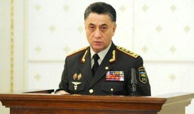 Ramil Usubov generala vəzifə verdi
