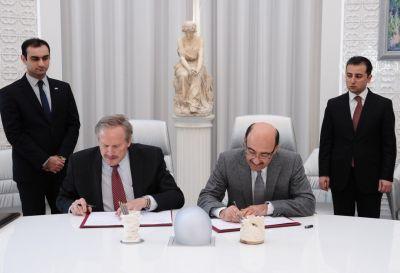 Mədəniyyət və Turizm Nazirliyi ilə ABŞ-ın ölkəmizdəki səfirliyi arasında memorandum imzalanıb