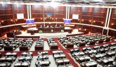 В Милли Меджлисе принят законопроект в связи с Ходжалинским геноцидом