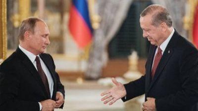 Известна дата встречи Путина и Эрдогана