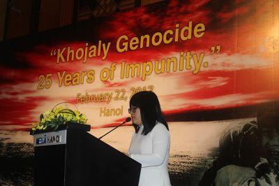 Вьетнамская студентка: Серж Саркисьян должен сидеть в тюрьме