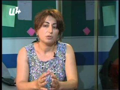"""Naira Ayrumyan: """"Cəbhədə baş verənlər növbəti təlaşın yaranmasına mane olmur""""   - ERMƏNİ BAXIŞI"""