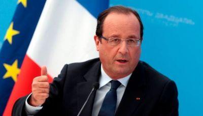 Olland: Trampın Parislə bağlı açıqlaması hörmətsizlikdir