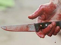 Gəncədə bıçaqlanma olub