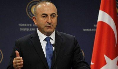 """Çavuşoğludan yunan həmkarına: """"O dəcəl uşağa da ..."""""""