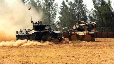 Türkiyə Əl Baba yeni hərbi texnika yeridib