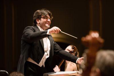 Azərbaycanlı dirijor beynəlxalq müsabiqənin laureatı olub - FOTOLAR
