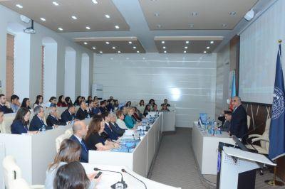 """""""UNEC-in koordinatorluğu ilə həyata keçirilən UNIVIA layihəsi uğurla icra edilib"""" -  FOTOLAR"""