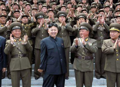 """Şimali Koreyada 5 """"çekist"""" edam olunub"""