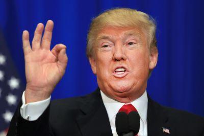 """Donald Tramp: """"Biz Yaxın Şərqdə 6 trilyon dollar xərcləmişik"""""""